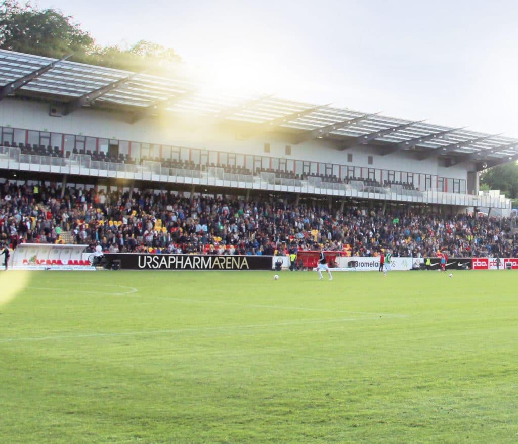 Ursapharm-Arena | Bild: SV Elversberg